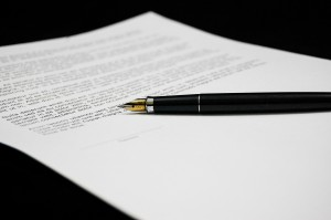 review your document before you bring it to get notarized