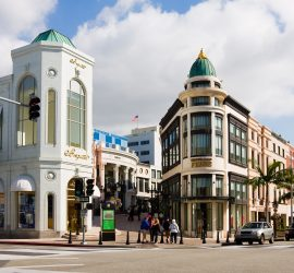 prestigious mailing address for business, private mailboxes beverly hills CA