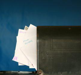 Beverly Hills Mailbox